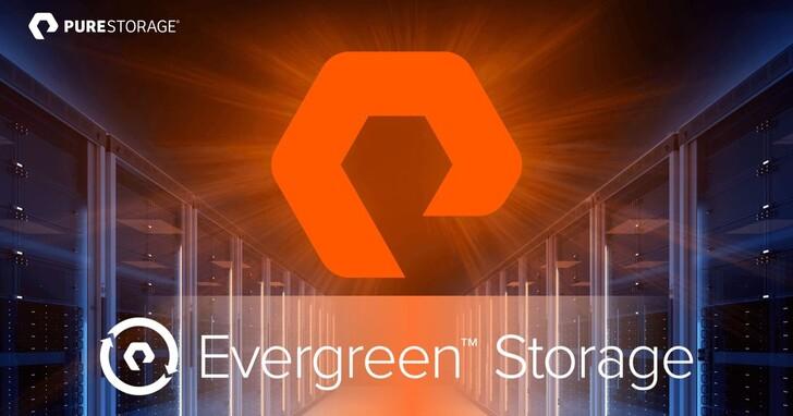 Pure Storage Evergreen訂閱服務助設備升級次數成長38%
