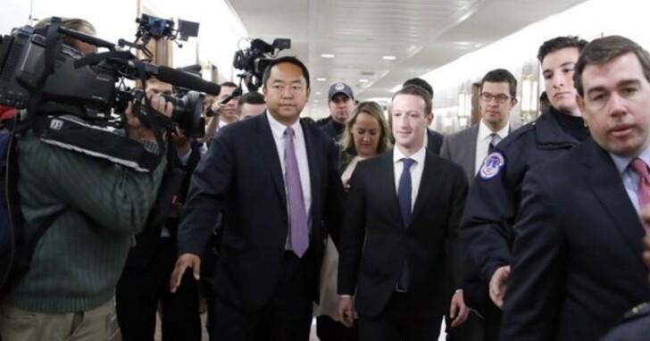 Facebook在2020年為祖克柏和桑德伯格的個人安全花費3100多萬美元