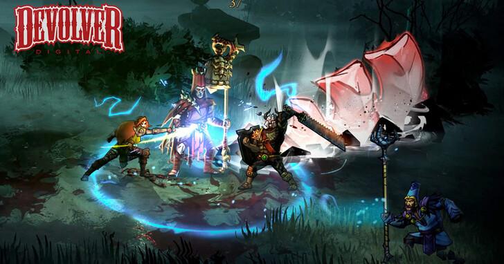 暗黑風格多人地牢探險遊戲《迷霧征程 Blightbound》正式上架