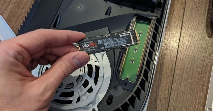 PS5新測試版更新將可支援安裝M.2固態硬碟,官方已經公布如何安裝、拆卸固態硬碟