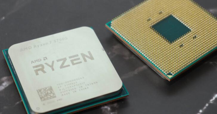 AMD Ryzen 5600G、5700G內建顯示效能實測,CPU、APU兩相宜的泛用決戰神器