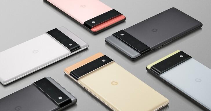 Google 預告 Pixel 6/Pixel 6 Pro秋季上市,將搭載自家「Google Tensor」處理器