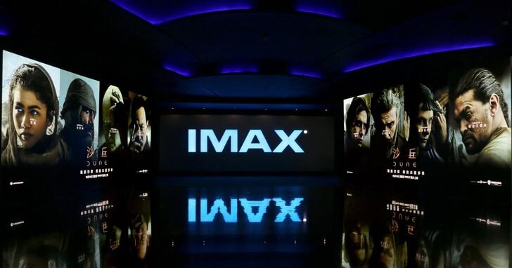 《沙丘》IMAX大銀幕搶先體驗,巨型沙蟲震撼現身
