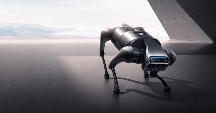 關門、放狗!小米的四足仿生機器人CyberDog小名叫「鐵蛋」,價格約台幣43000元