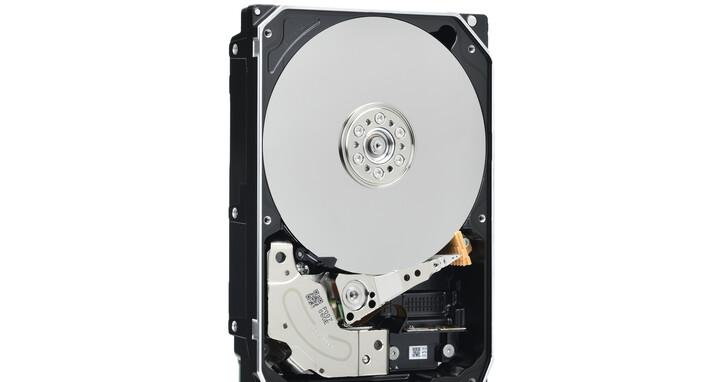 TOSHIBA近線硬碟 出貨數量及容量 2021第2季創新高