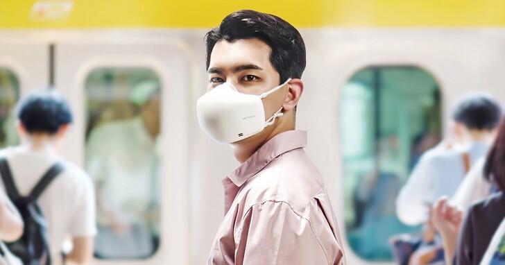 LG PuriCare 口罩型空氣清淨機第二代開賣,售價 6,990 元