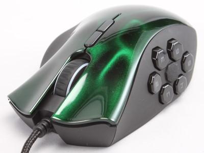 Razer Naga Hex 電競滑鼠開箱,6鍵更好按