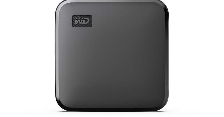 消費者入門 SSD 的不二選擇!Western Digital 推出全新 WD Elements SE SSD