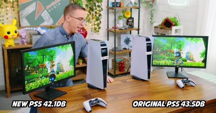 索尼推出PS5數位版小改版,重量減輕300克、但散熱片卻「降級」執行溫度更高