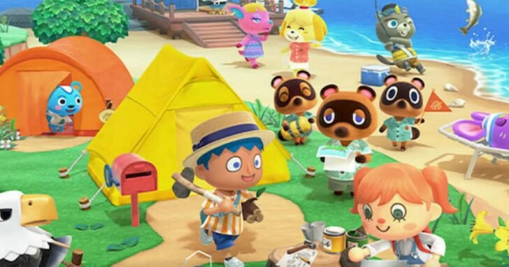 中國購物網站禁售遊戲名單:動物森友會、超級瑪利歐創作家2等多款作品在列,為了「和諧健康」?