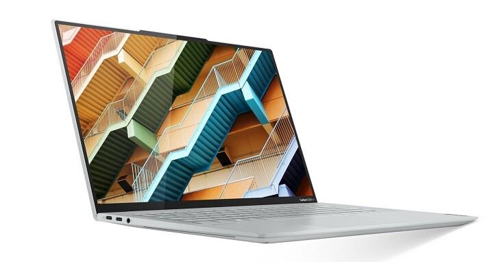 Lenovo Yoga Slim 7 Carbon 全球最輕 14 吋 OLED 筆電,僅1.1 公斤價格約台幣36000元