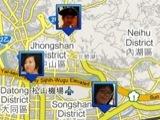 GPS手機+Google,立即定位正妹!(誤)
