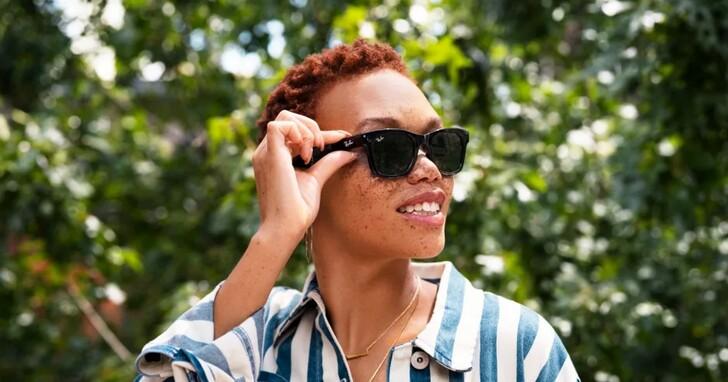 Facebook聯手雷朋推出「Stories智慧眼鏡」,價格約台幣8300元、你的第一款智慧眼鏡