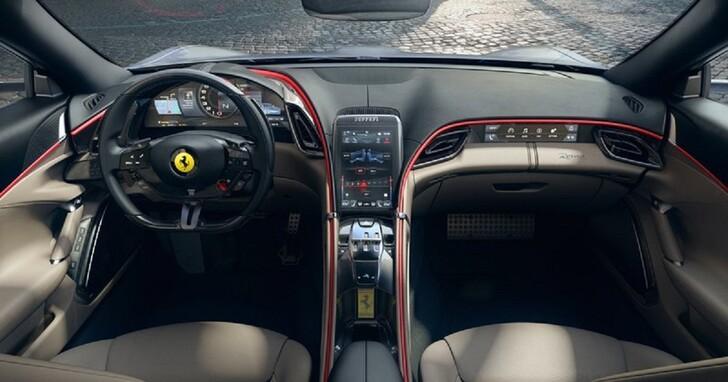 Ferrari 冷氣再進化,車內空調將可偵測人類體溫自動調整
