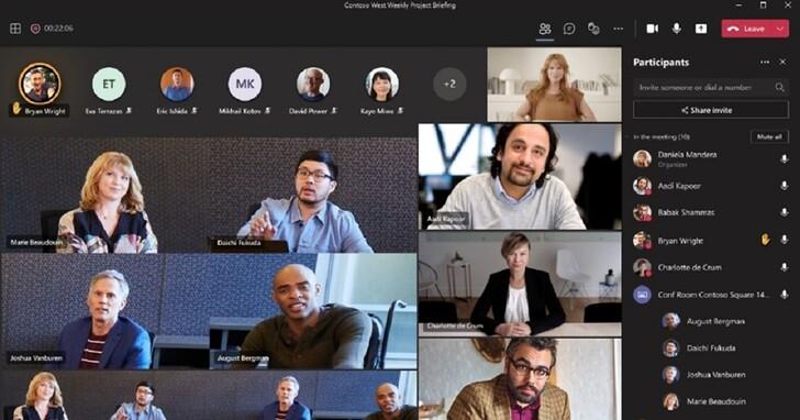 微軟調查自家88%員工遠距上班後,公司歸屬感跟主管支持度達史上最高