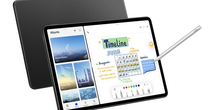 華為 MatePad 11 在台開賣,一萬五有找首購再送皮套、延長保固
