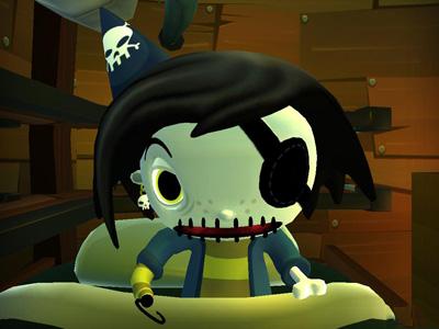 《Scarygirl》 徜徉於繪本般的童話世界,可愛得教人愛不釋手