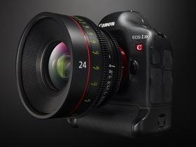 Canon EOS-1D C 發表, 4K 錄影格式 DSLR 誕生