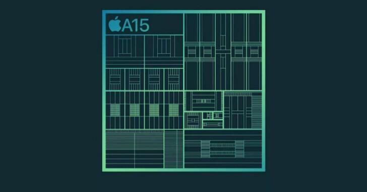蘋果A15仿生晶片大殺四方、CPU性能漲50%,庫克刀法讓 iPhone13 Pro變更強