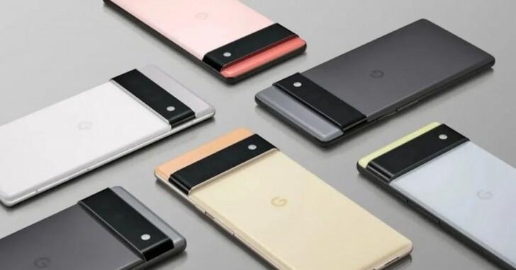 Google Pixel 6 Pro爆料更新:12GB超大記憶體,並支援反向無線充電
