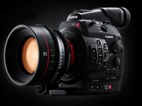 Canon Cinema EOS C500 專業攝影機發佈,外加兩顆電影鏡頭