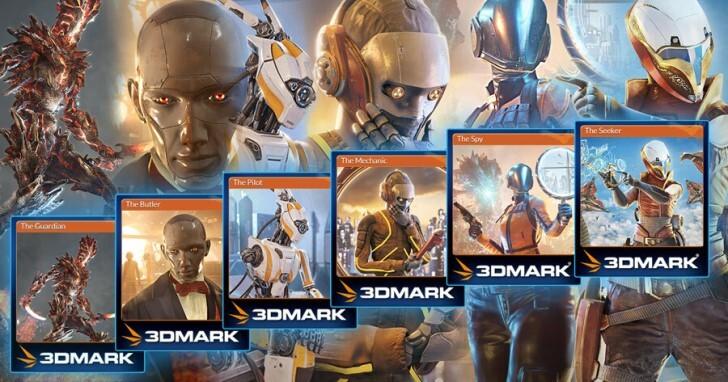 3DMark Steam更新成就與交換卡片功能上線,挑戰改造水冷解鎖成就!