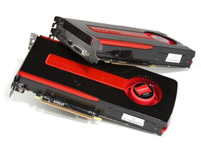 AMD HD 7800 雙卡:效能、效率出色,決戰前卡王 GTX 580