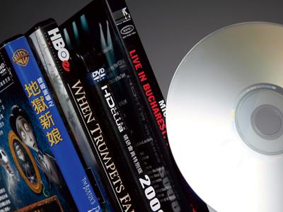DVD 8片變1片:簡單工具、高品質進階技巧實作給你看
