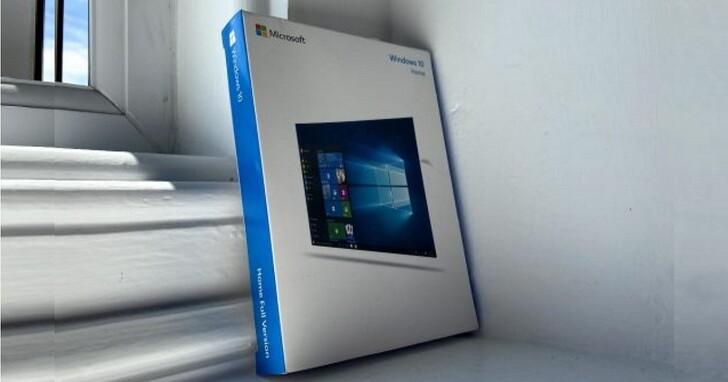 Windows 11正式推送日期將近,微軟Windows 11實體彩盒照曝光