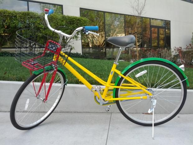 Google 更新園區免費自行車,第三代 GBike 即將上路