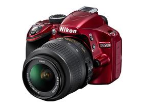Nikon 推出入門單眼 D3200 ,可加購 WiFi 模組用手機拍照