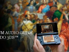 任天堂 3DS、iPhone 、Android 手機帶你暢遊羅浮宮