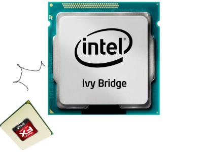 AMD 推土機降 30 美元,迎戰 Intel 的 Ivy Bridge