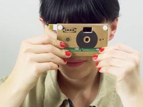 IKEA 紙板相機來了,做傢俱的廠商會做出什麼相機?
