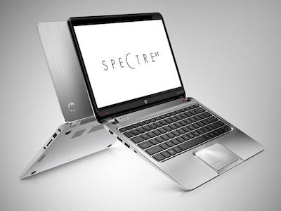 真正的 HP Ultrabook,Envy Spectre XT 現身