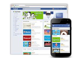Facebook 將推出自己的 App Center ,發揮9億用戶優勢