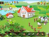 facebook小遊戲:當農夫,正夯!