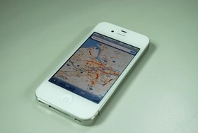 iOS 6 將捨去 Google Maps,採用自家 3D 地圖?