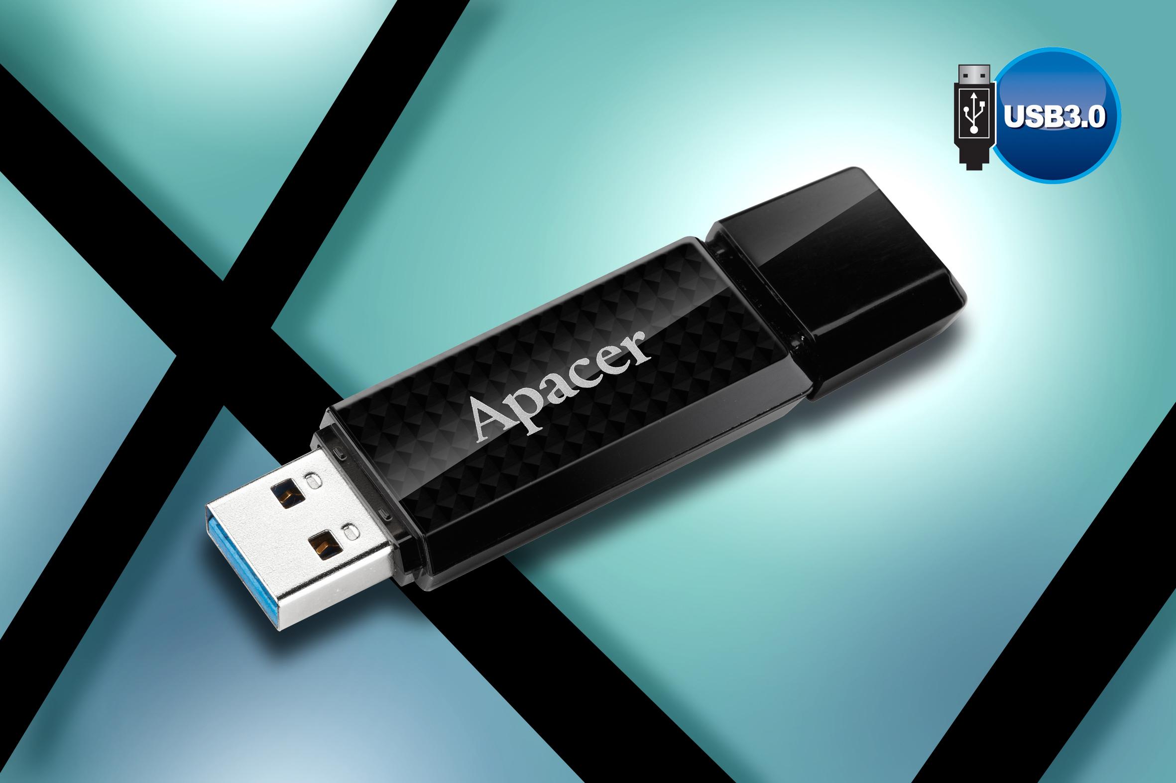 深邃神秘的科技新星--宇瞻科技USB 3.0 AH352