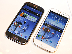 Samsung GALAXY S3 日本版 SC-06D,2GB RAM 令人吃味的好規格
