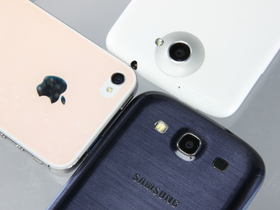 GALAXY S3、One X、Xperia S、iPhone 4S 你選哪一隻?