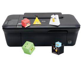 DIY 超逗趣憤怒鳥,用印表機印出可愛紙模型