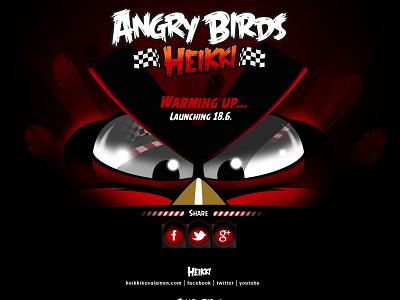 憤怒鳥又有新遊戲!Angry Birds Heikki 將在6月競速登場