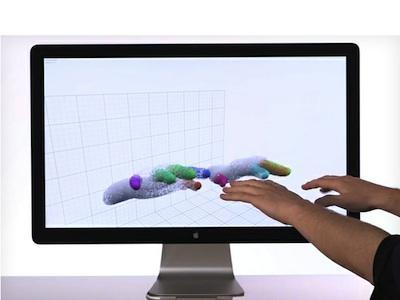 電腦也能玩體感,Leap 讓你在空氣中操控電腦