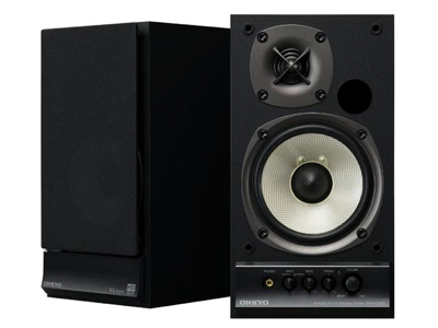 Onkyo GX-W100HV:喇叭尬上無線網路,支援 DLNA 播放
