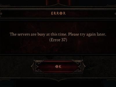 暗黑破壞神3 伺服器檢查 APP,讓你不用再空等 Error