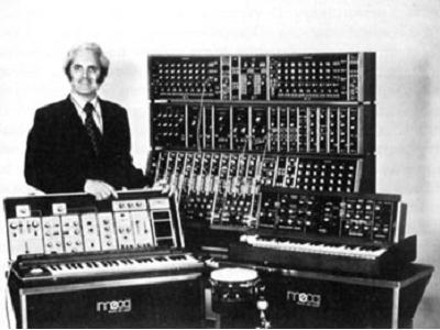 Google Doodle 紀念電子合成器之父 Robert Moog ,教你玩合成器!