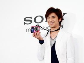 Sony NEX-F3 自拍微單眼、HX30V、HX10V 同步發表,大仁哥陳柏霖代言