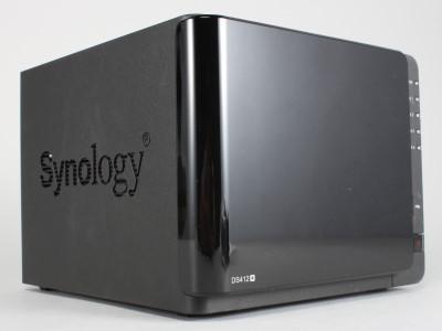 Synology DS412+ 實測:高效能、易用的 NAS 網路磁碟機