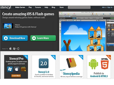 Stencyl:不懂程式也能寫 iOS 智慧型手機遊戲!